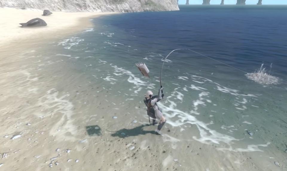 Nier Replicant Remaster - Fishing Guide