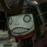 NieR Replicant Remaster - Emil Samurai Outfit