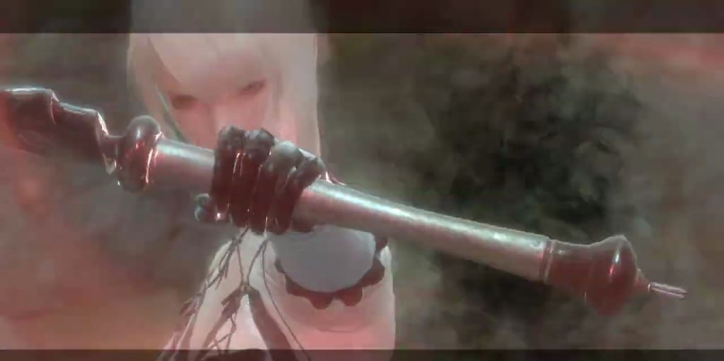 NieR Replicant Remaster - The Aerie Walkthrough