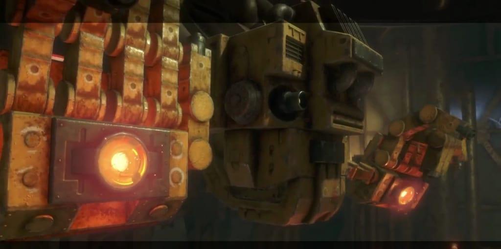 NieR Replicant Remaster - The Junk Heap Walkthrough