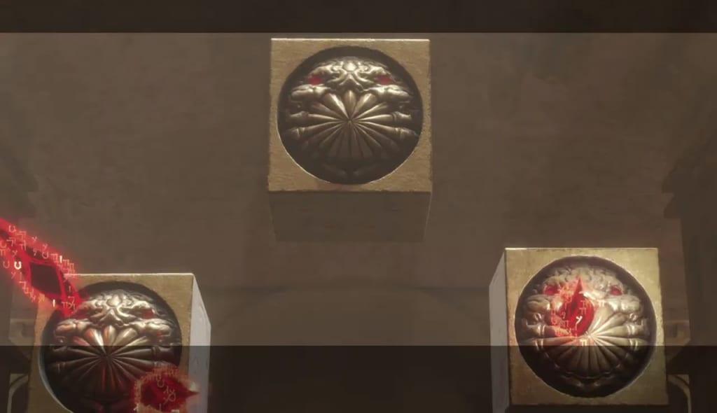 NieR Replicant Remaster - The Barren Temple Walkthrough