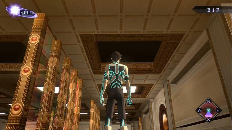 Shin Megami Tensei III: Nocturne HD Remaster - Labyrinth of Amala