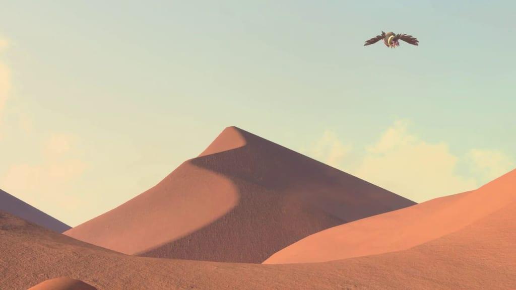 New Pokemon Snap - Lental Region Desert Area Course Walkthrough