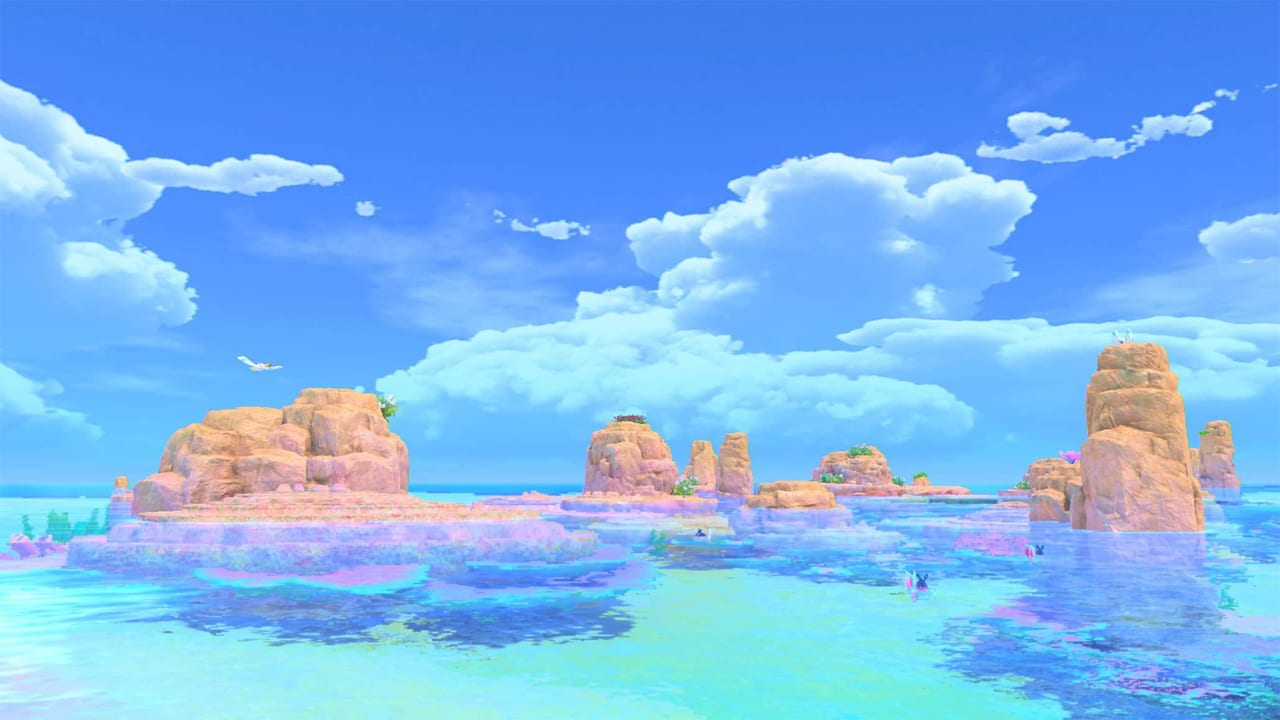 New Pokemon Snap - Lental Region Ocean