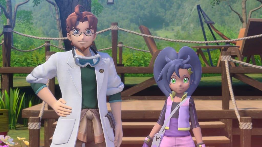New Pokemon Snap - Characters
