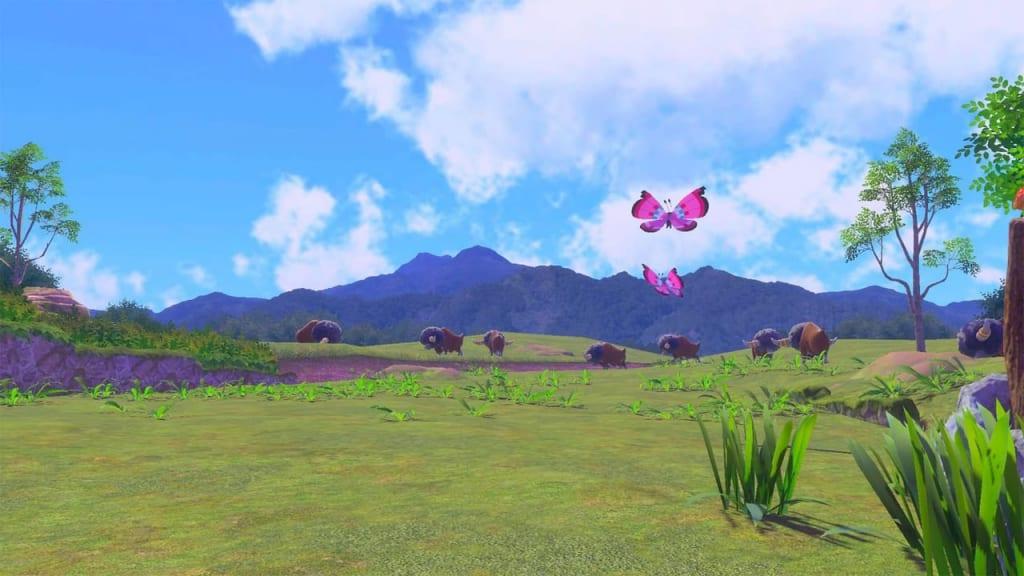 New Pokemon Snap - Lental Region Plains Area Course Walkthrough