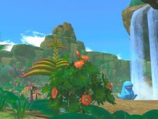 New Pokemon Snap - Lental Region Jungle