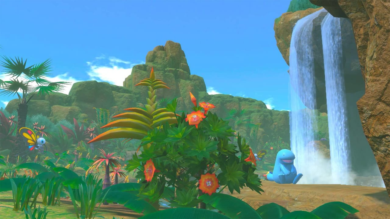 New Pokemon Snap - Lental Region Founja Jungle
