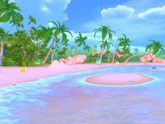 New Pokemon Snap - Lental Region Beach
