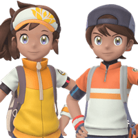 New Pokemon Snap - Protagonist Main Character