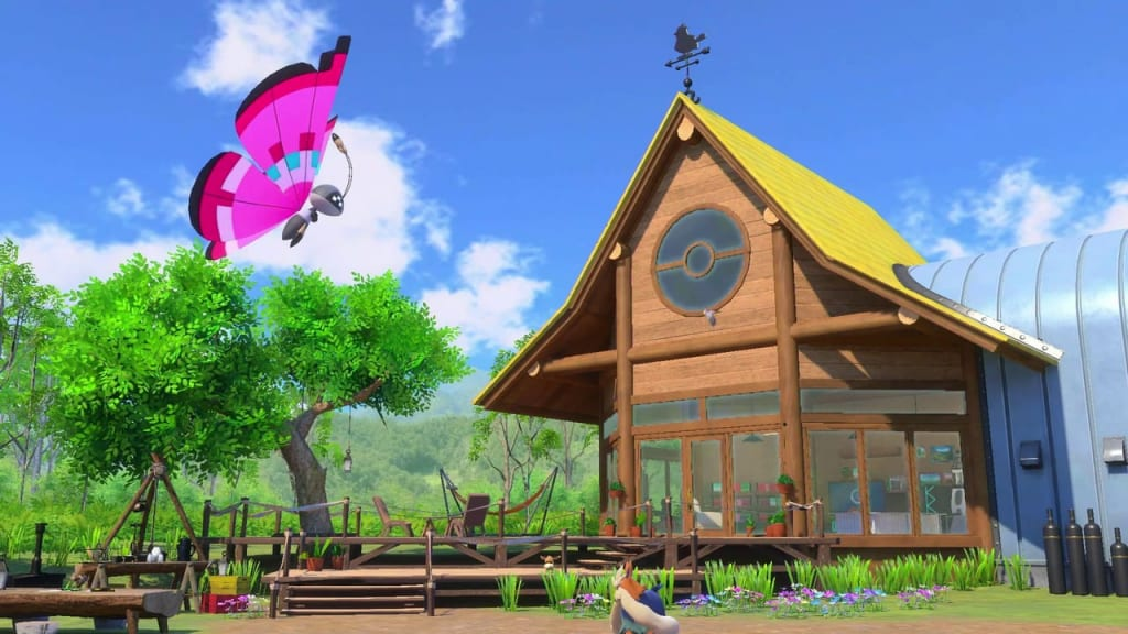 New Pokemon Snap - Lental Region LenTalk Requests