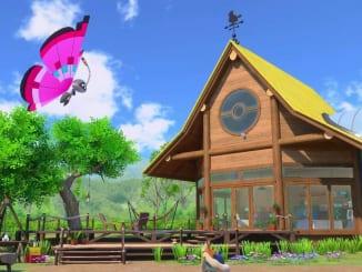 New Pokemon Snap - Lental Region Research Camp