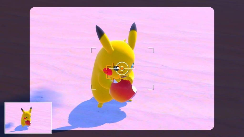 New Pokemon Snap - Fluffruit Item Guide