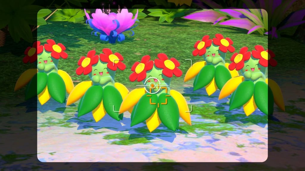 New Pokemon Snap - Melody Effect Guide