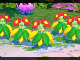 New Pokemon Snap - Melody Effect