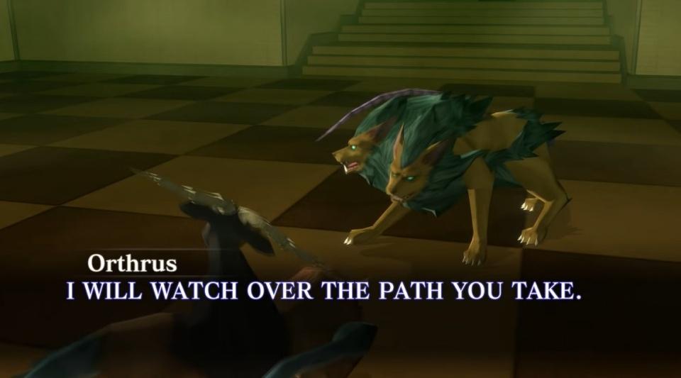 Shin Megami Tensei III: Nocturne HD Remaster - Special Conversations
