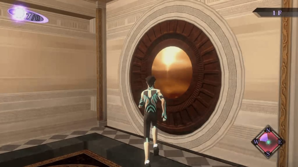 Shin Megami Tensei III: Nocturne HD Remaster - Labyrinth of Amala Deep Zone First Kalpa Shady Broker Entrance Location