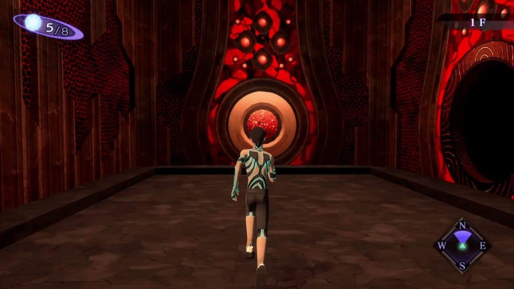 Shin Megami Tensei III: Nocturne HD Remaster - Labyrinth of Amala Deep Zone Second Kalpa Main Entrance
