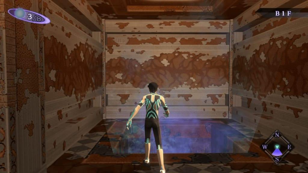 Shin Megami Tensei III: Nocturne HD Remaster - Labyrinth of Amala Deep Zone Second Kalpa B1F East Hole
