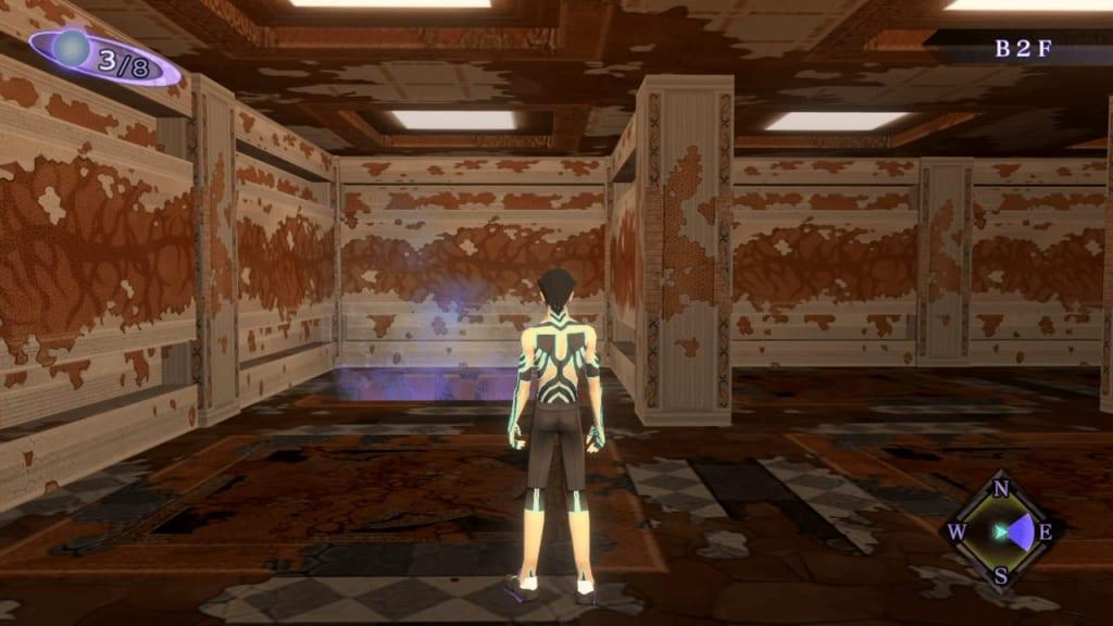 Shin Megami Tensei III: Nocturne HD Remaster - Labyrinth of Amala Deep Zone Second Kalpa B2F East Hole