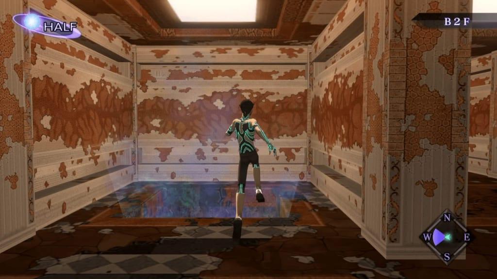 Shin Megami Tensei III: Nocturne HD Remaster - Labyrinth of Amala Deep Zone Second Kalpa B2F West Hole