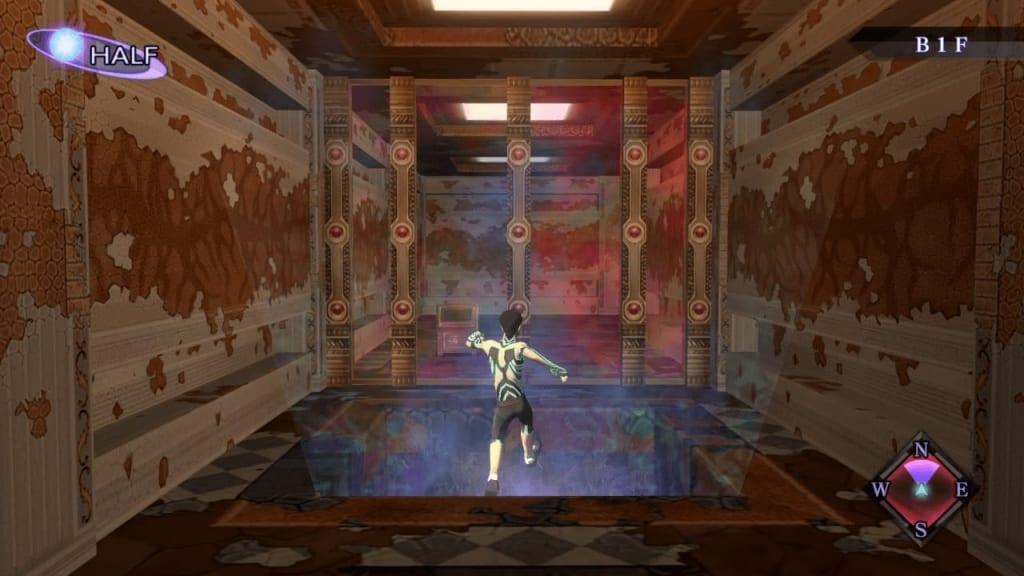 Shin Megami Tensei III: Nocturne HD Remaster - Labyrinth of Amala Deep Zone Second Kalpa B1F Southeast Hole
