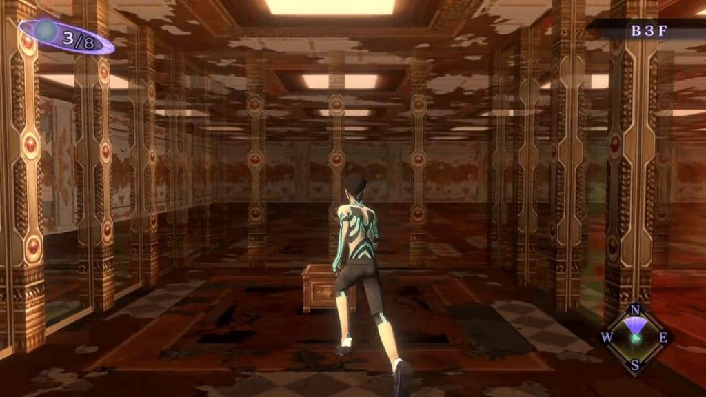 Shin Megami Tensei III: Nocturne HD Remaster - Labyrinth of Amala Deep Zone Second Kalpa Chest 3