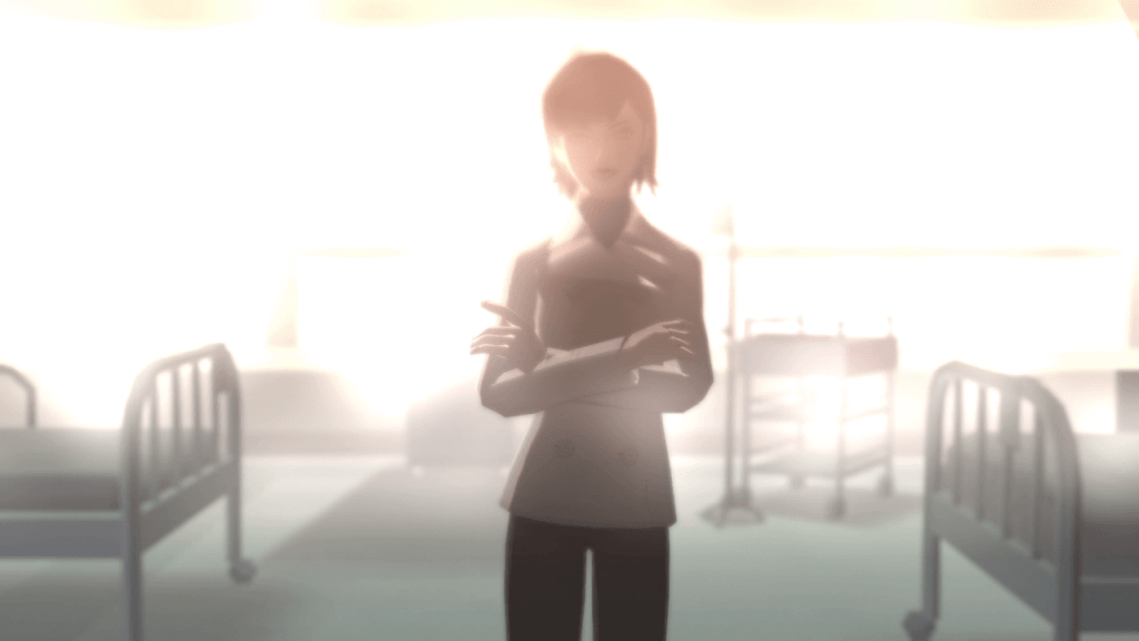 Shin Megami Tensei III: Nocturne HD Remaster - Opening with Mysterious Woman