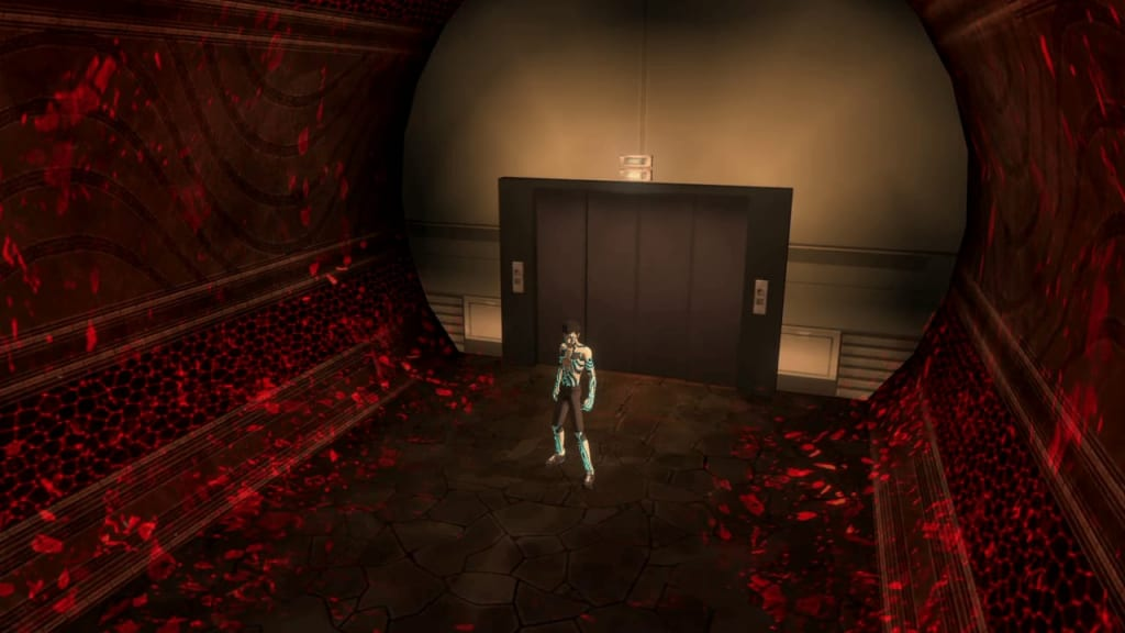 Shin Megami Tensei III: Nocturne HD Remaster - Shinjuku Medical Center Floating Mysterious Location