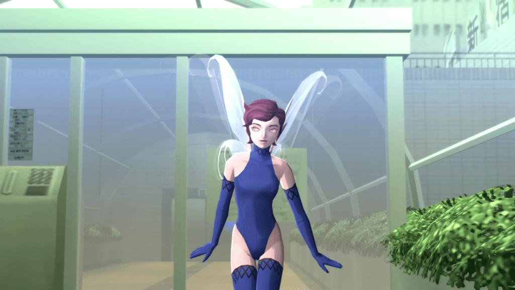 Shin Megami Tensei III: Nocturne HD Remaster - Shinjuku Medical Center Pixie Demon Recruit
