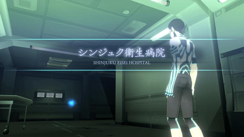 Shin Megami Tensei III: Nocturne HD Remaster - Shinjuku Medical Center Post-Conception