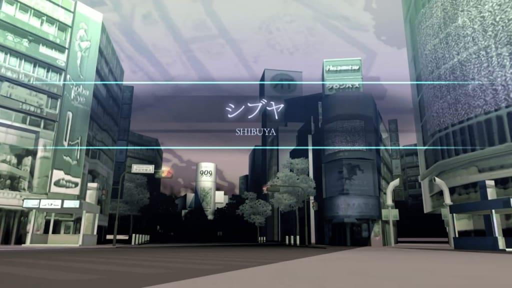 Shin Megami Tensei III: Nocturne HD Remaster - Shibuya
