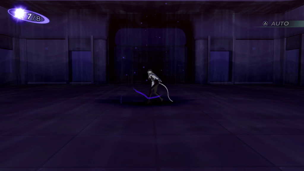 Shin Megami Tensei III: Nocturne HD Remaster - Nekomata Demon Boss Battle