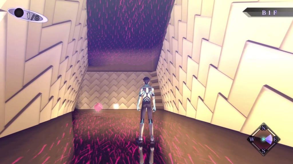 Shin Megami Tensei III: Nocturne HD Remaster - Amala Network B1F Second Area