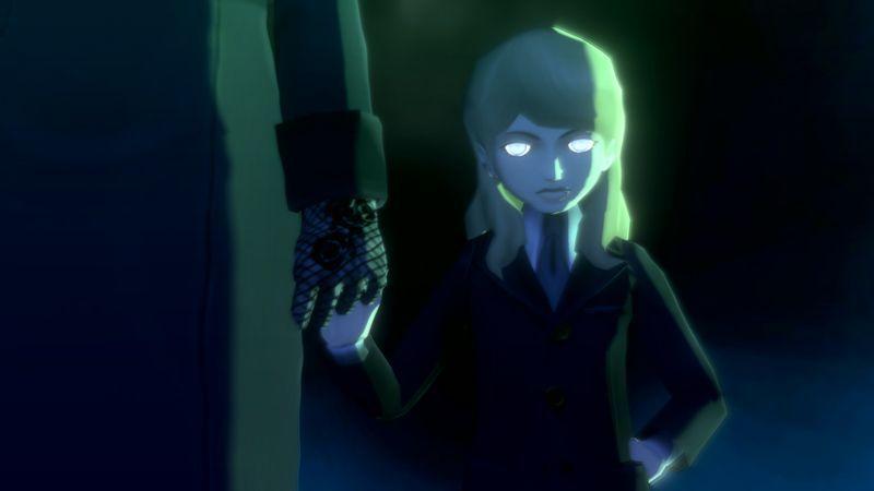 Shin Megami Tensei III: Nocturne HD Remaster - Demon Ending