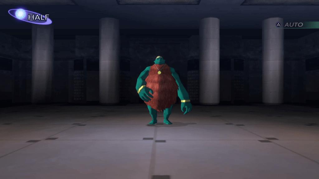 Shin Megami Tensei III: Nocturne HD Remaster - Troll Demon Boss