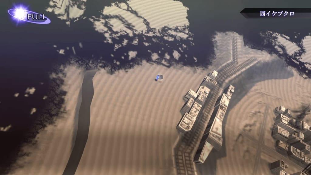 Shin Megami Tensei III: Nocturne HD Remaster - Ikebukuro Floating Cube 1