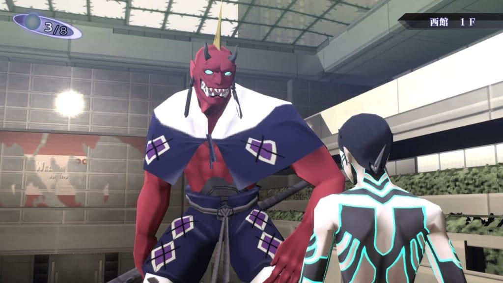 Shin Megami Tensei III: Nocturne HD Remaster - How to Defeat Oni Boss Battle Guide