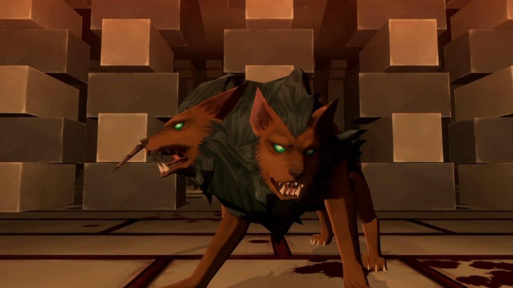 Shin Megami Tensei III: Nocturne HD Remaster - Orthrus Demon Boss
