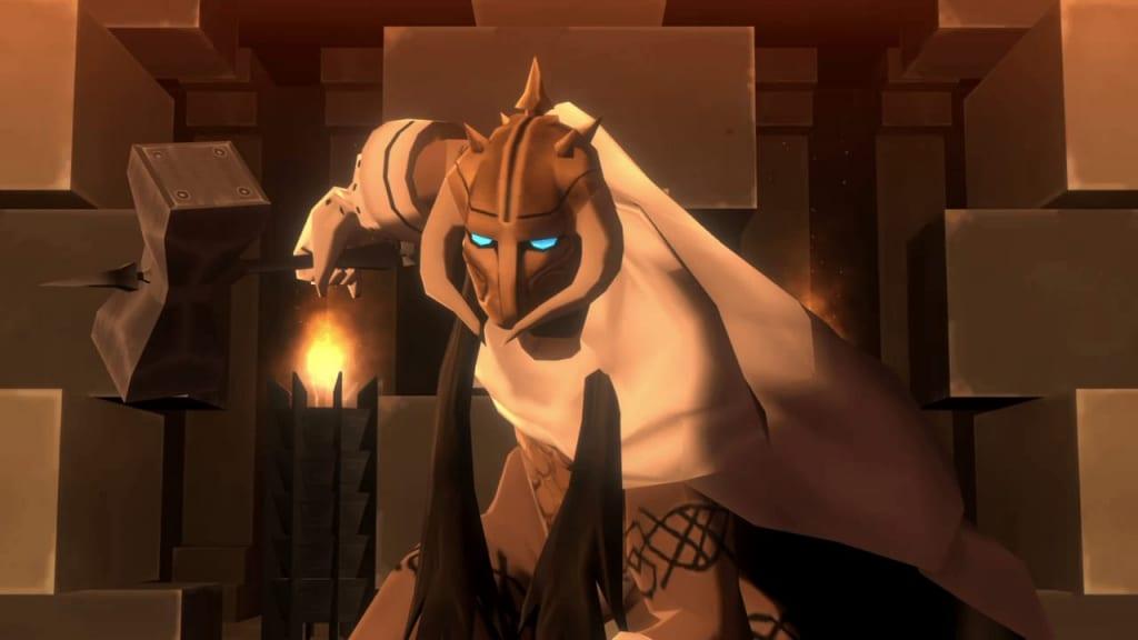 Shin Megami Tensei III: Nocturne HD Remaster - Thor Demon Boss