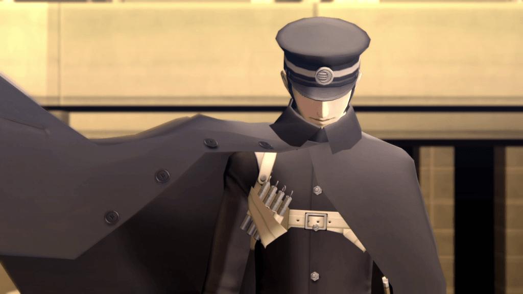 Shin Megami Tensei III: Nocturne HD Remaster - Raidou Mantra HQ Demon Boss
