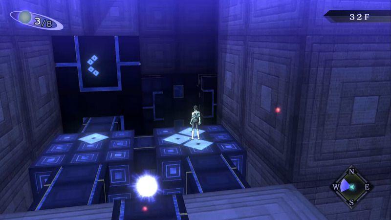 Shin Megami Tensei III: Nocturne HD Remaster - Obelisk 32nd Floor Puzzle 2