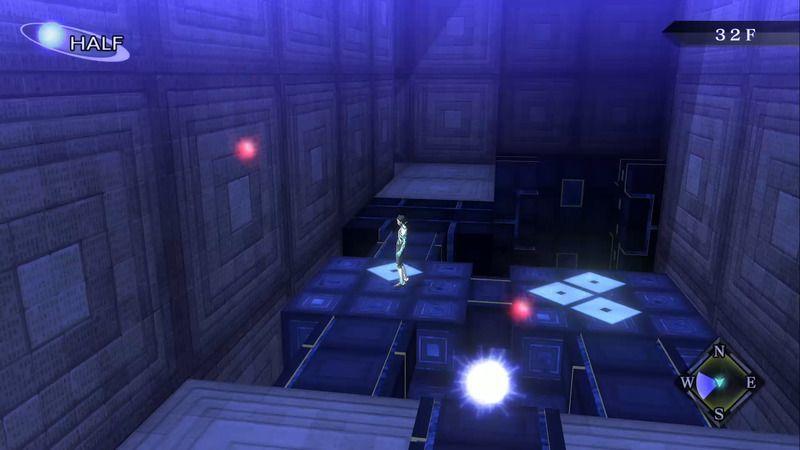 Shin Megami Tensei III: Nocturne HD Remaster - Obelisk 32nd Floor Puzzle 3