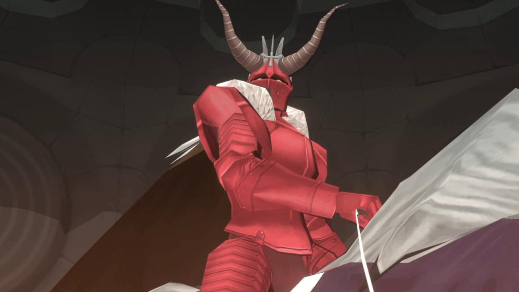 Shin Megami Tensei III: Nocturne HD Remaster - Eligor Demon Boss