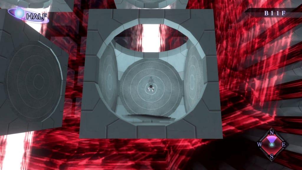 Shin Megami Tensei III: Nocturne HD Remaster - Assembly of Nihilo B10F South East Square Room