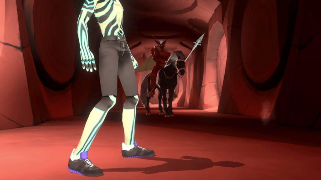 Shin Megami Tensei III: Nocturne HD Remaster - Eligor Demon Boss 3