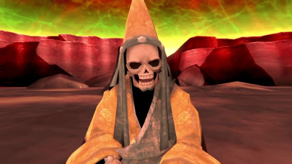 Shin Megami Tensei III: Nocturne HD Remaster - Daisoujou Demon Boss