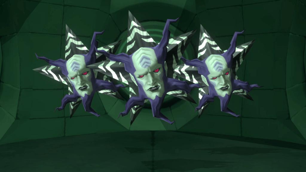 Shin Megami Tensei III: Nocturne HD Remaster - Kaiwan Demon Boss