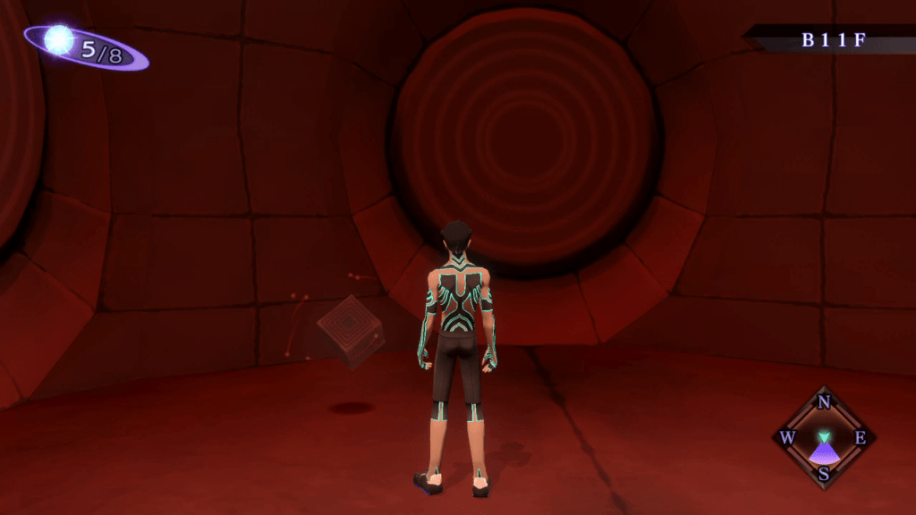 Shin Megami Tensei III: Nocturne HD Remaster - Assembly of Nihilo Floating Cube 5