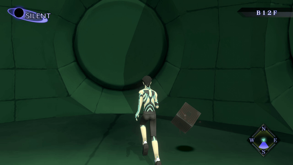Shin Megami Tensei III: Nocturne HD Remaster - Assembly of Nihilo Floating Cube 8